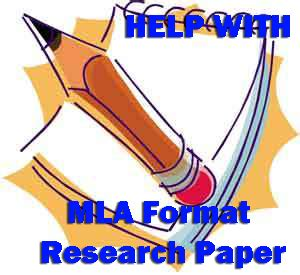 What is a mla style research paper